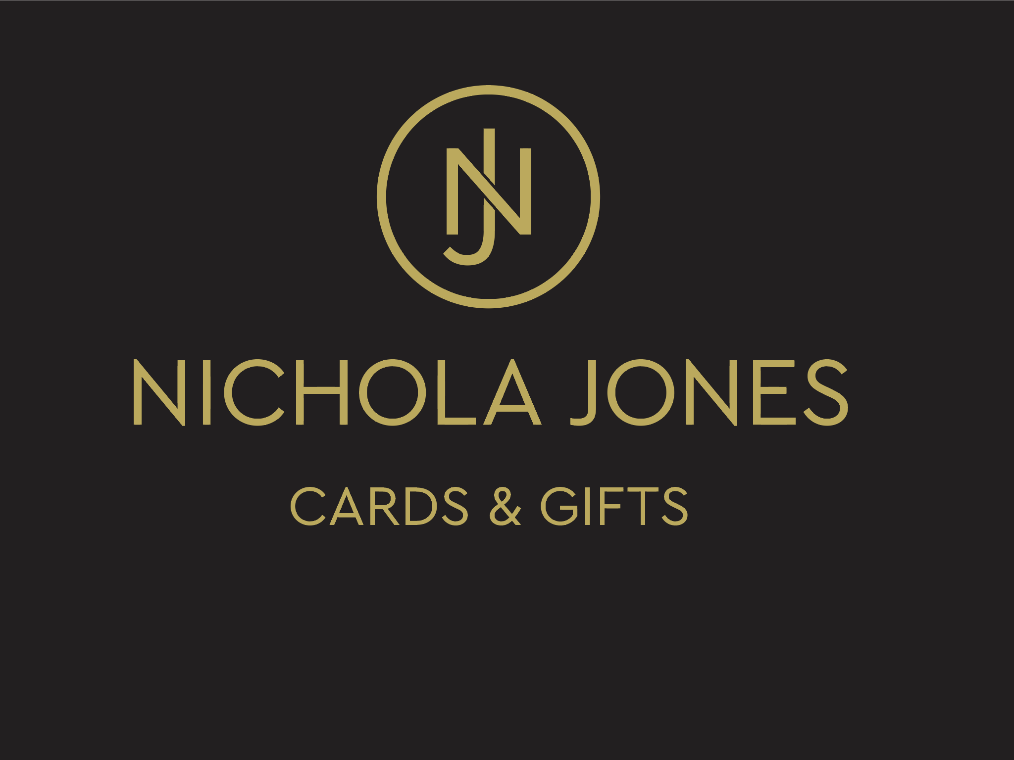 Nichola Jones Cards and Gifts Image