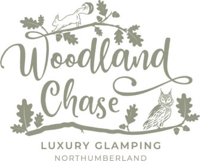 Woodland Chase Glamping Image